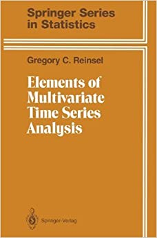 Book Elements of Multivariate Time Series Analysis (Graduate Texts in Mathematics) by Gregory C. Reinsel (1995-08-10)