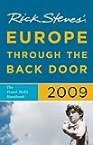 Europe Through the Back Door 2009, Rick Steves, 1598801082