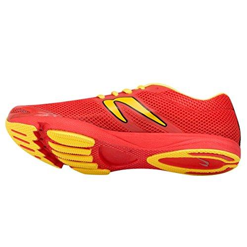 Newton Lauf Herren MV3 Rot Gelb