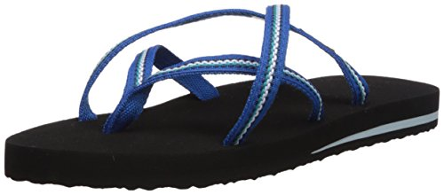 Women's Lindi Flop Flip Olowahu Teva Blue T1RxwZwq