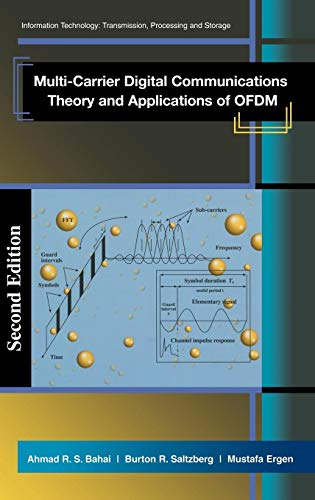 Multi-Carrier Digital Communications: Theory and Applications of OFDM (Information Technology: Transmission, Processing and Storage)