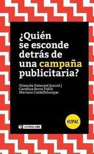Descargar Libro Quién Se Esconde Detrás De Una Campaña Publicitaria? Elisenda Estanyol (coord.)