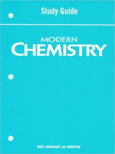 Holt modern chemistry study guide student edition rinehart and holt modern chemistry study guide student edition 1st edition fandeluxe Gallery