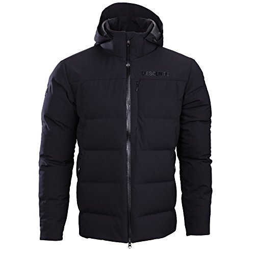 Descente Bern Ski Jacket Mens Black