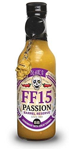 Passion Fruit Hot Sauce - 6