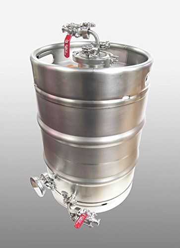 Brew-Magic Mash Kettle - Without Thermometer Mashing Thermometer