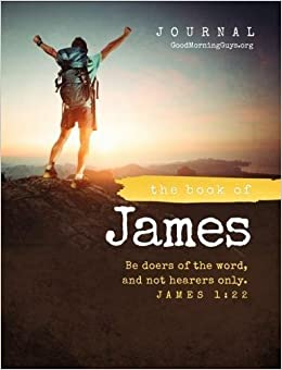 The Book of James Journal {For Guys} by Courtney Joseph (2016-07-05)