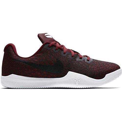 Instinct Mamba Basketball Nike Mens m Kobe Red white Shoes qAvwwE5