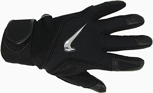 Nike FITDRY Speedtack-v LEATHER Running Cycling Football Training Gloves  GF9016-003  Amazon.co.uk  Sports   Outdoors 669397cfd