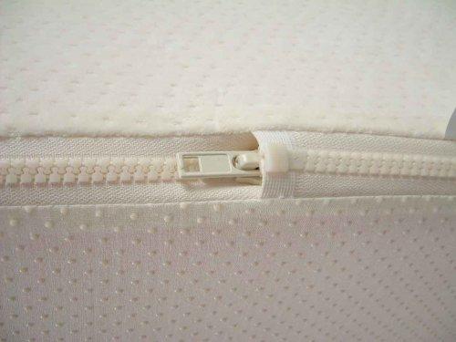 Amazon Com Brand New Memory Foam Mattress Cover Luxury Jacquard