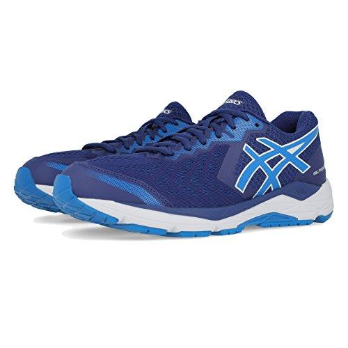 Print foundation Asics 400 Blue Blu Uomo 2e Gel blue Scarpe Da Running race 13 aSxqvwr5a