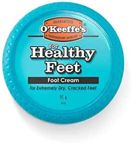 O'Keeffe's for Healthy Feet Foot Cream, 3.2 Ounce