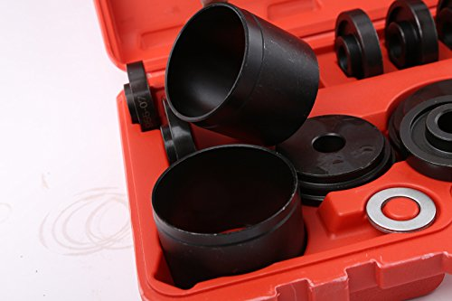 WIN.MAX 23 Pcs FWD Front Wheel Drive Bearing Adapters Puller Press Replacement Installer Removal Tool Kit by WIN.MAX (Image #6)
