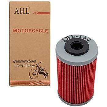 Motocicleta Filtro de Aceite Oil Tall Filter para KTM 450 SXS 450 2003-2006 AHL
