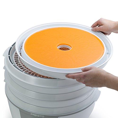National Presto Dehydro Electric Food Dehydrator Fruit Roll Sheets