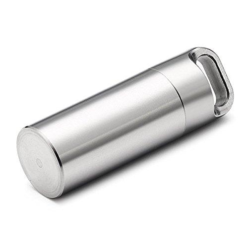 Global Astrolux ED01 Edelstahl Wasserdicht Tank f/ür 10180 Batterie