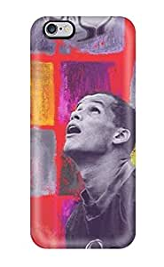 Awesome LTnxGng29474GMhSL Mary Medrano Defender Tpu Hard Case Cover For Iphone 6 Plus- Rivaldo