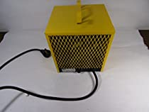 Stelpro PCH4800T Yellow Construction Heater 4800 W 240 V