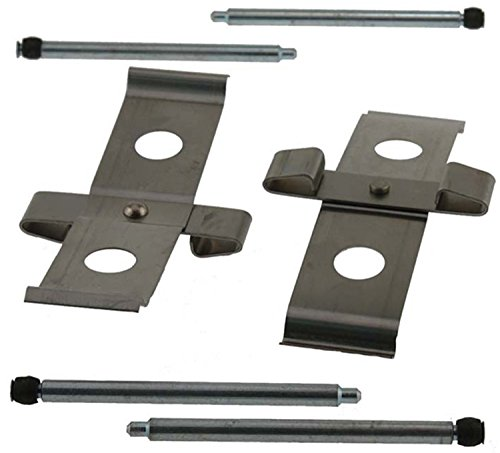 ACDelco 18K1971X Professional Front Disc Brake Caliper Hardware Kit with Clips and Pins ()