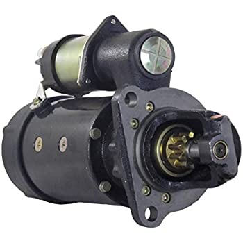 NEW STARTER MOTOR FITS INTERNATIONAL TRUCK 3000-3900 BUS IHC T-444E 10478890 10478900