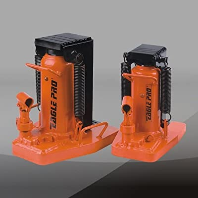 Eagle Pro Tools 5 Ton Hydraulic Toe Jack