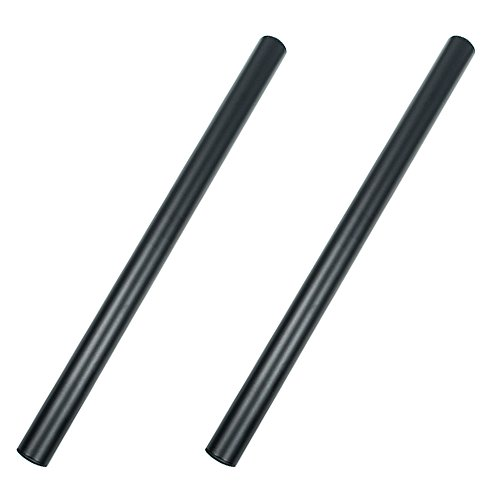 Seismic Audio - SA-SPOLE2-Pair - Pair of 20 Inch Subwoofer Mounting Poles - 20'' Sub Poles for Mounting Speakers on Subwoofers - PA/DJ Stands by Seismic Audio
