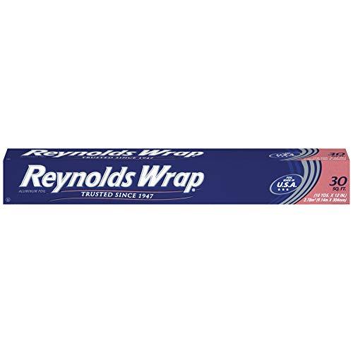 Reynolds Wrap Aluminum Foil, 30 sq ft