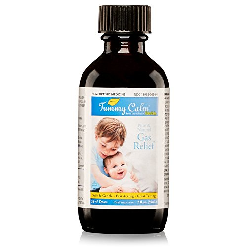 Tummy Calm Gas Relief Drops Prevents Bloating Baby Babies
