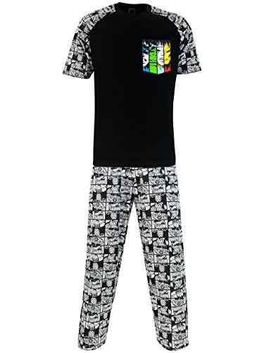 Marvel Avengers Mens' Avengers Pajamas Medium
