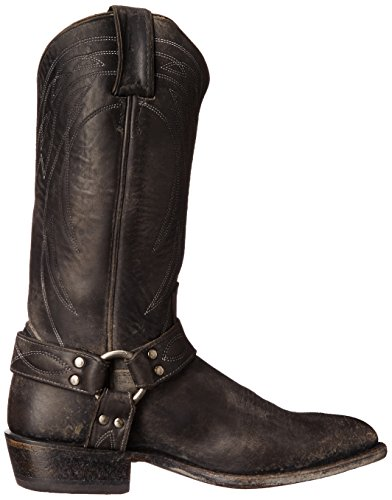 Women's Billy Harness Black Frye SMSTO Boot Western qa5zqdx8