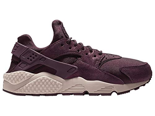 - Nike Women's Air Huarache Burgundy Crush/Burgundy Crush Leather Cross-Trainers Shoes 9.5 M US