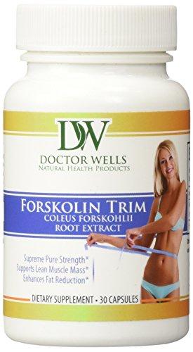Forskolin Appetite Suppressant Enhancement Supplement