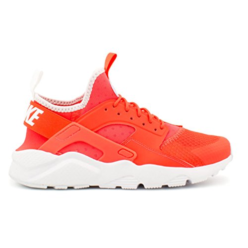 - Nike 819685-602: Men's Air Huarache Run Ultra Running Bright Crimson Sneaker (10.5 D(M) US)