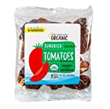 Mediterranean Organics™,Organic Sundried Tomato Halves, 3-Ounce Bag (Pack of 12)