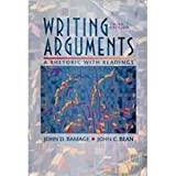 Writing Arguments : A Rhetoric with Readings, Ramage, John D. and Bean, John C., 0023981458