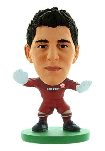 SoccerStarz Chelsea Thibaut Courtois Home - Ltd Sports Subside