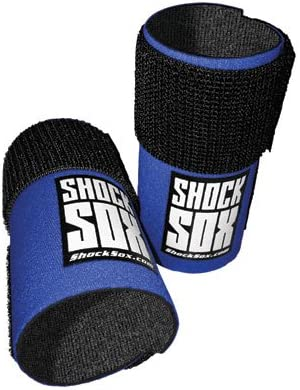 Shock Sox Fork Seal Guards 29-36mm Fork Tube 4 Blue for Honda ATC 350X 1985-1986