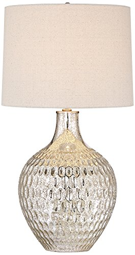 Waylon Mercury Glass Table Lamp