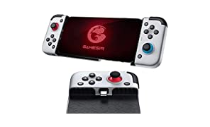 GameSir X2 Type-C Mobile Game Controller for Android Phone - Xbox Cloud, Stadia, Vortex Gaming Supported, 51° Movable Wired Joystick, Plug and Play E-Sports Gamepad, Clickable Analog Thumbsticks
