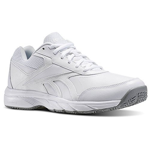 Reebok - Basket Homme Blanche WORK N CUSHION 2.0