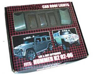 hummer h2 roof bulb lights - 6