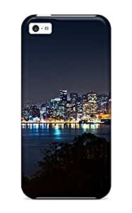 Andrew Cardin's Shop 5839977K39731607 Case Cover Protector For Iphone 5c San Francisco At Night Case
