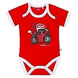 2018 Ducati Corse Baby Romper Suit Vest Age 3-24