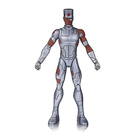 DC Collectibles DC Comics Designer Series: Terry Dodson Teen Titans: Earth One: Cyborg Action (Dc Figures Beast Boy)