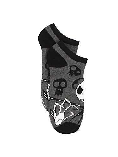 The Nightmare Before Christmas Womens 6 pack Socks (9-11 Womens (Shoe: 4-10), Purple) by Disney (Image #3)