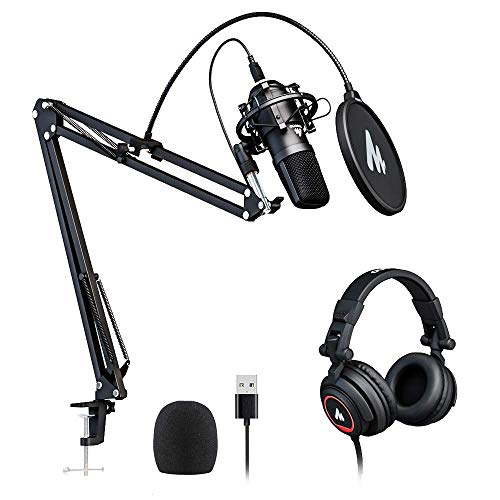 USB Microphone with Studio
