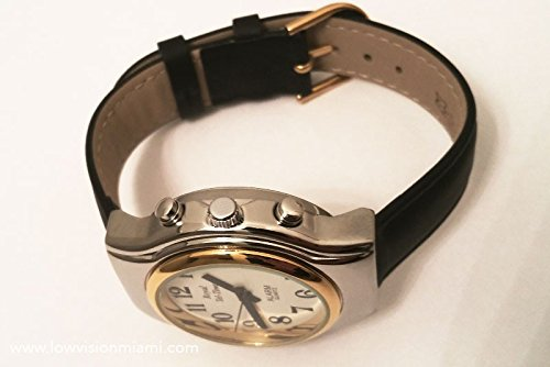 Amazon.com: Reloj Parlante Unisex Pulsera Extensible - Español -: Sports & Outdoors