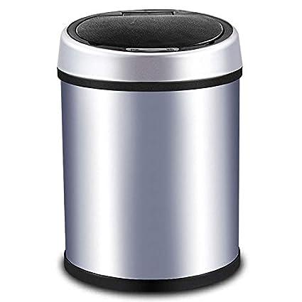 Contenedor de basura, inducción inteligente, material de ...