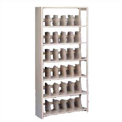 Imperial Filing 6 Shelf Shelving Unit Starter Size: 88