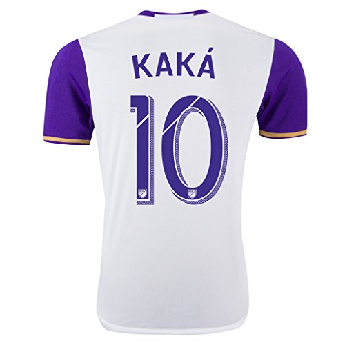 White #10 KAKA Away Soccer Jersey Men's 2016 -